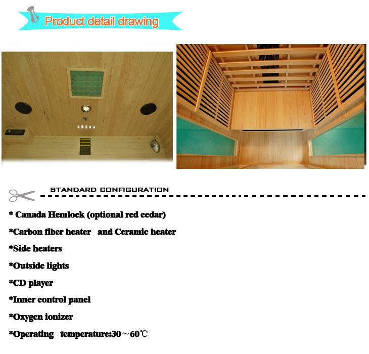salle de sauna infrarouge sauna portable pour 1 personnes sek cp1 salle de sauna infrarouge. Black Bedroom Furniture Sets. Home Design Ideas