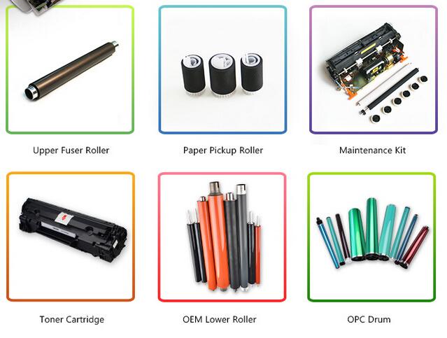Compatible Ricoh Aficio Sp5200 Aficio Sp5210 5200s 5210dn