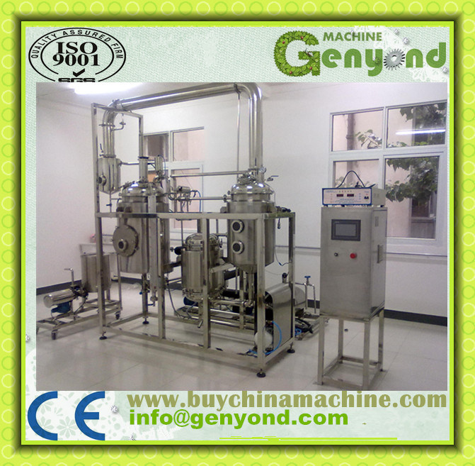 Huile essentielle en acier inoxydable de professionnels de l 39 extraction de la machine huile - Huile essentielle machine a laver ...
