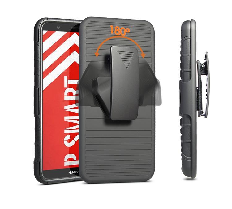 583469dcc55 5. Kickstand doble anillo de hebilla, soporte, de manos libres, perfecto  para películas. 6. Pelusa suave dentro de la funda para proteger la  pantalla.