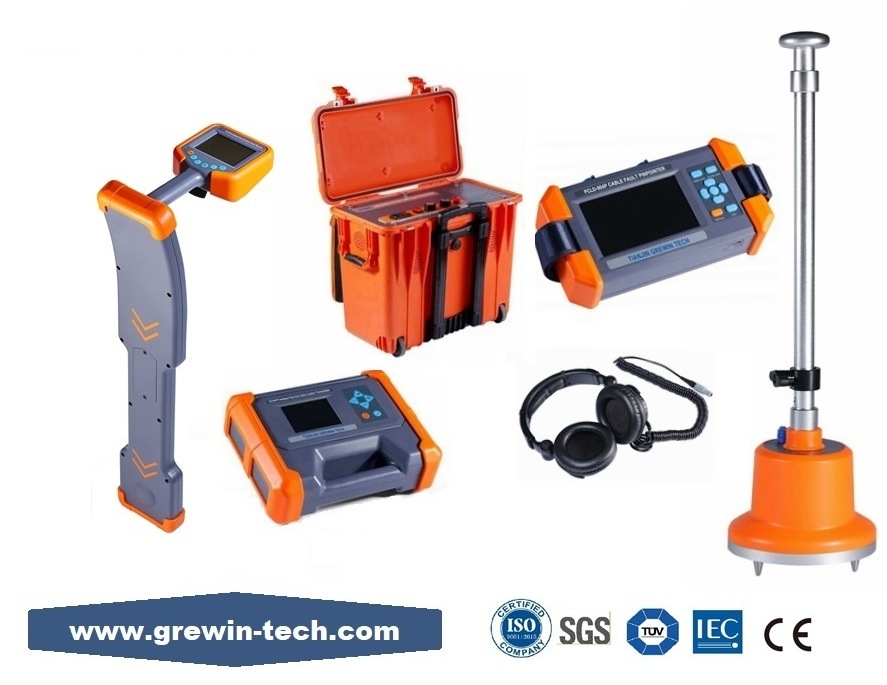 Grewin 0-32kv 1000j DC High Voltage Generator High Voltage Test Equipment for Cable Fault Location