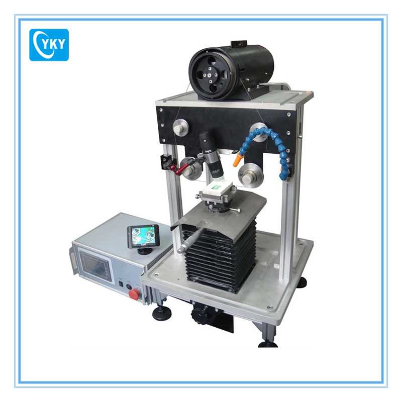 Precision Diamond Wire Cutting Machine with Sample Stage - China ...