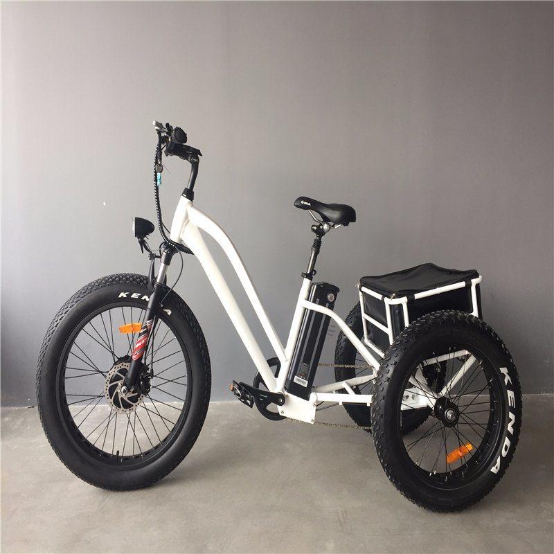 Venta caliente 3 rueda de bicicleta eléctrica Trike, Trike moto ...