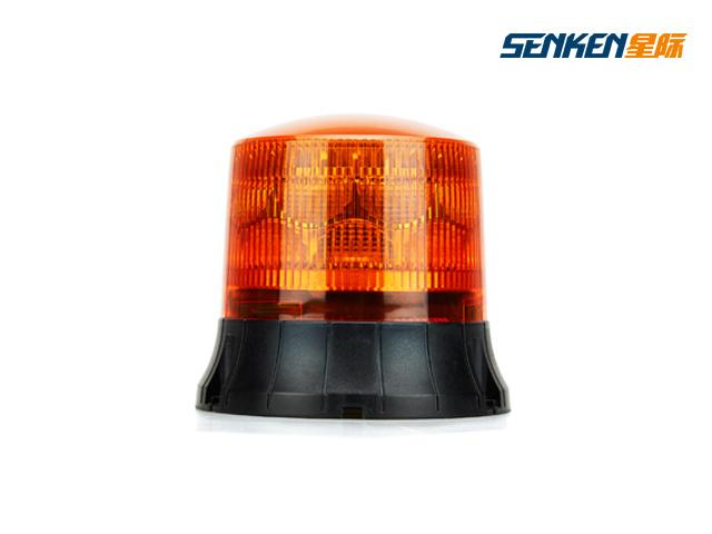 Senken R65 12V 24V Flash LED Light Rotating Strobe Warning Flashing Beacon