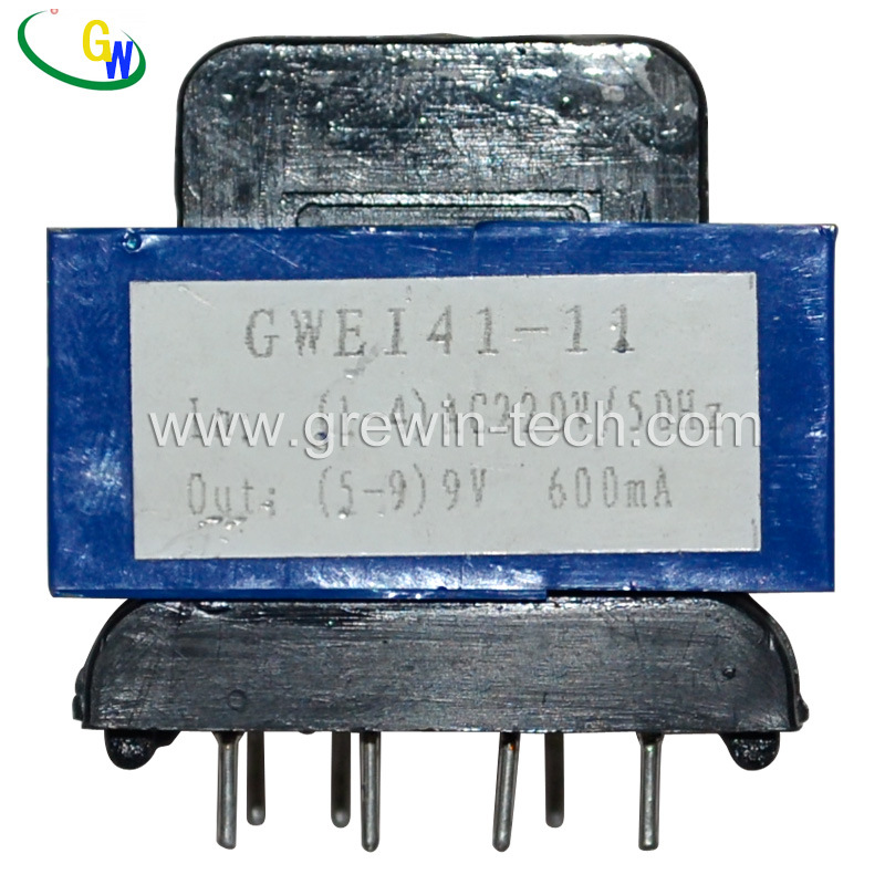 Ei Low Frequency Power Inverter Transformer for Measuring Instruments