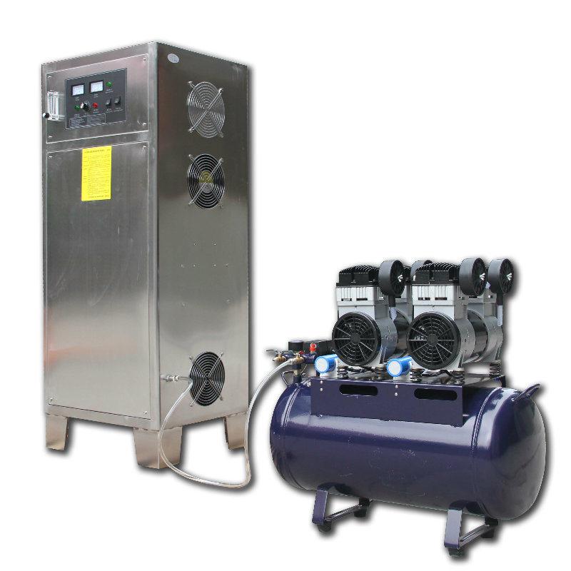 Gerador de ozono para tratamento de gua de piscinas for Ozono para piscinas