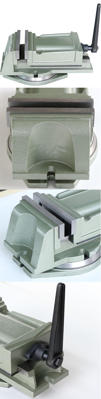 Q12200 Low Profile Milling Machine Vise