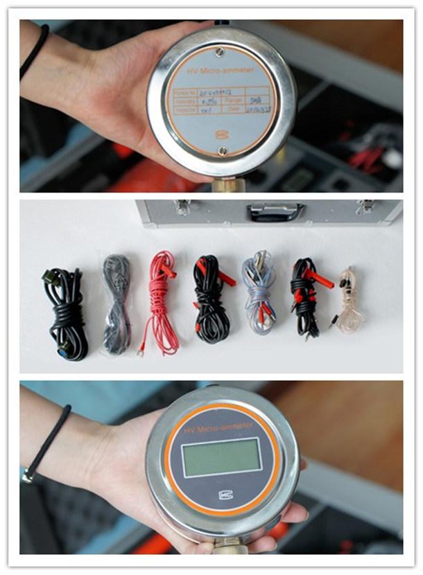 Types Of Electrical Measuring Instruments : Novo tipo de equipamento medição eléctricos gerador