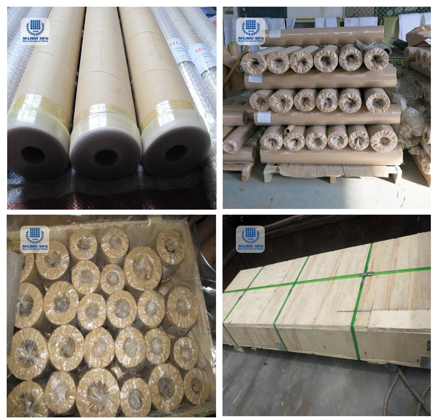 Water Filter Application High Quality Woven Wire Stainless Steel Mesh