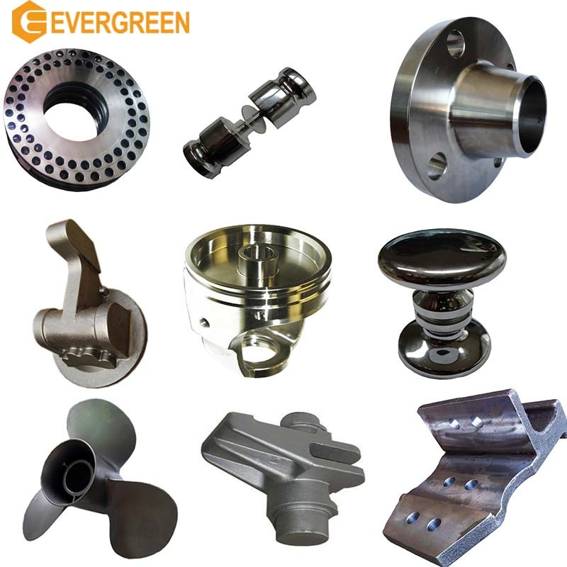 Investment Casting Parts with Lost Wax Silicon Sol Water Glass
