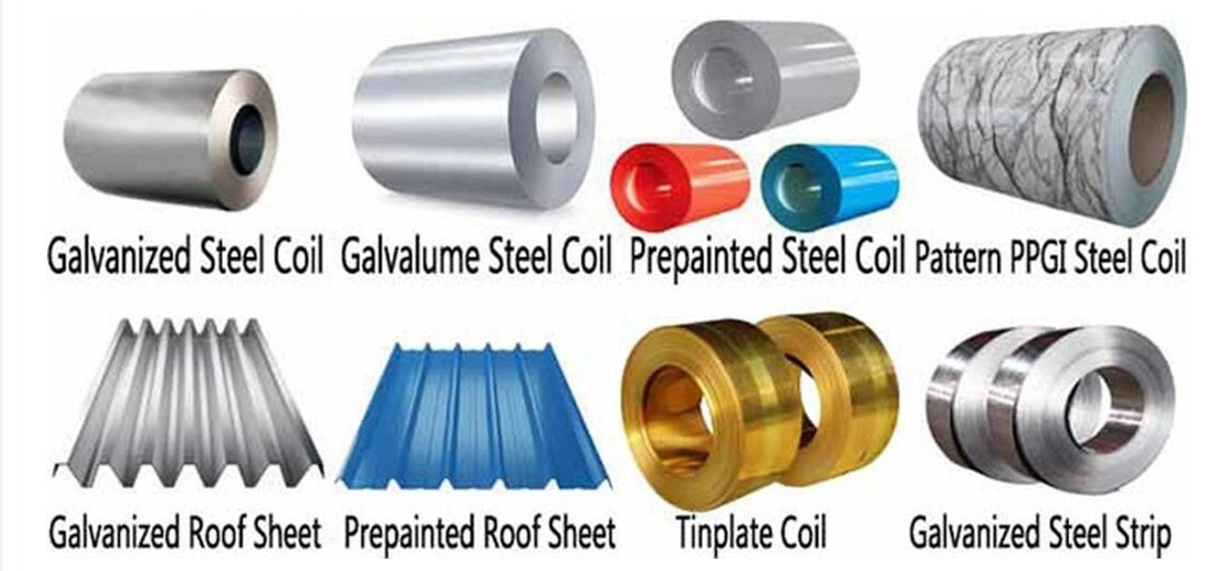 2019 Metal Sheet Wooden Design Color Coated Steel Coil PPGI