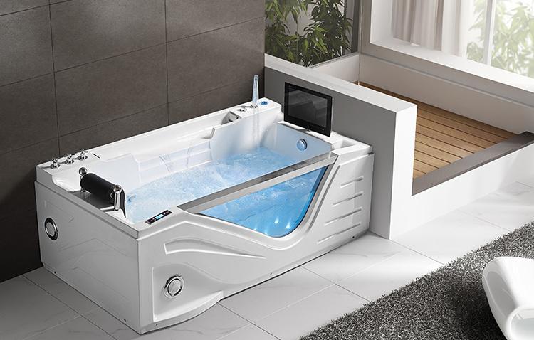 Vasca Da Bagno Whirlpool : Vasca di bagno calda eccellente di lusso della bolla del mulinello