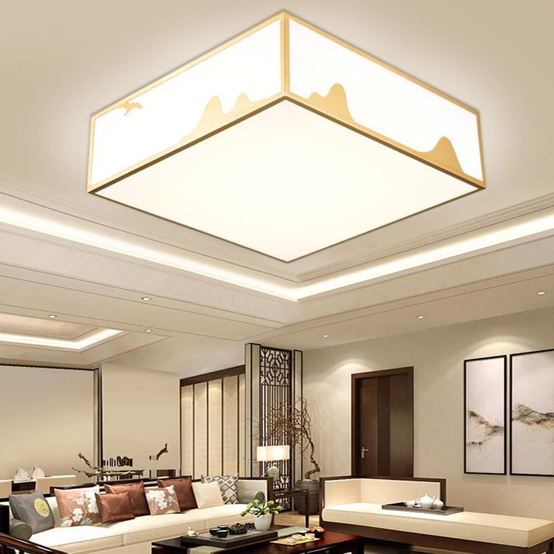Acrylic Modern Led Ceiling Light Living, Ceiling Lights For Living Room
