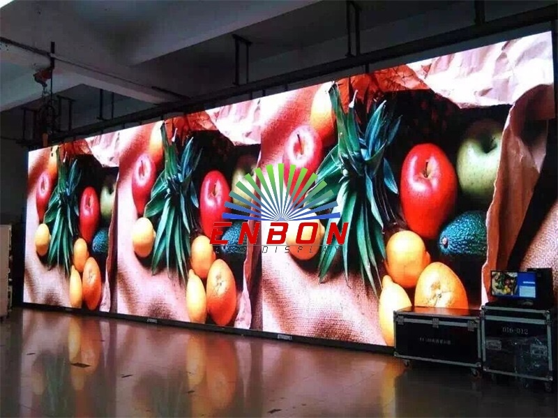 High Quality Outdoor LED Video Screen Wall / RGB LED Panel Display for Stage Disco Lighting (P3 P4 P5 P6 module)