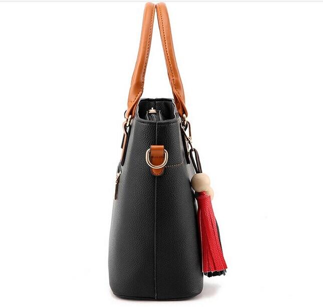 Nuevo diseño de bolsos de PU populares europeas para las damas\