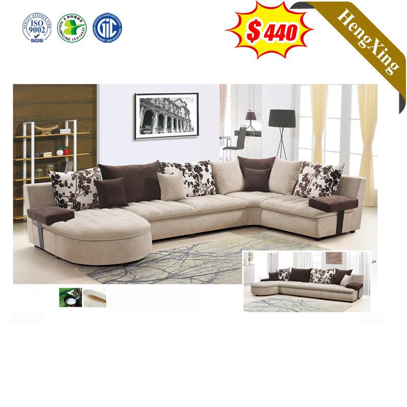 Italian Modern Furniture Design U Shape, Sectional Living Room Furniture