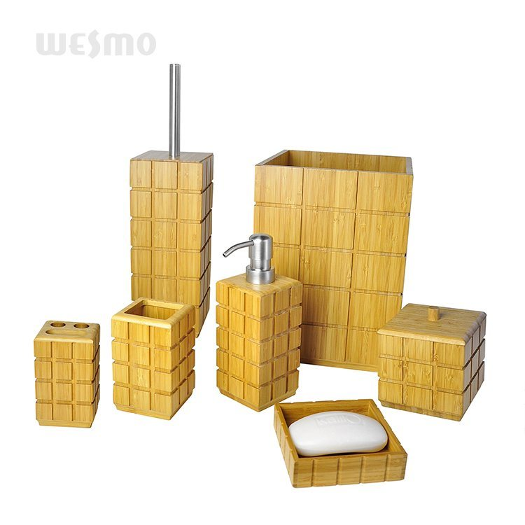 Carbonized Bamboo Bath Ensembles China Bathroom Set Bath Set Made In China Com
