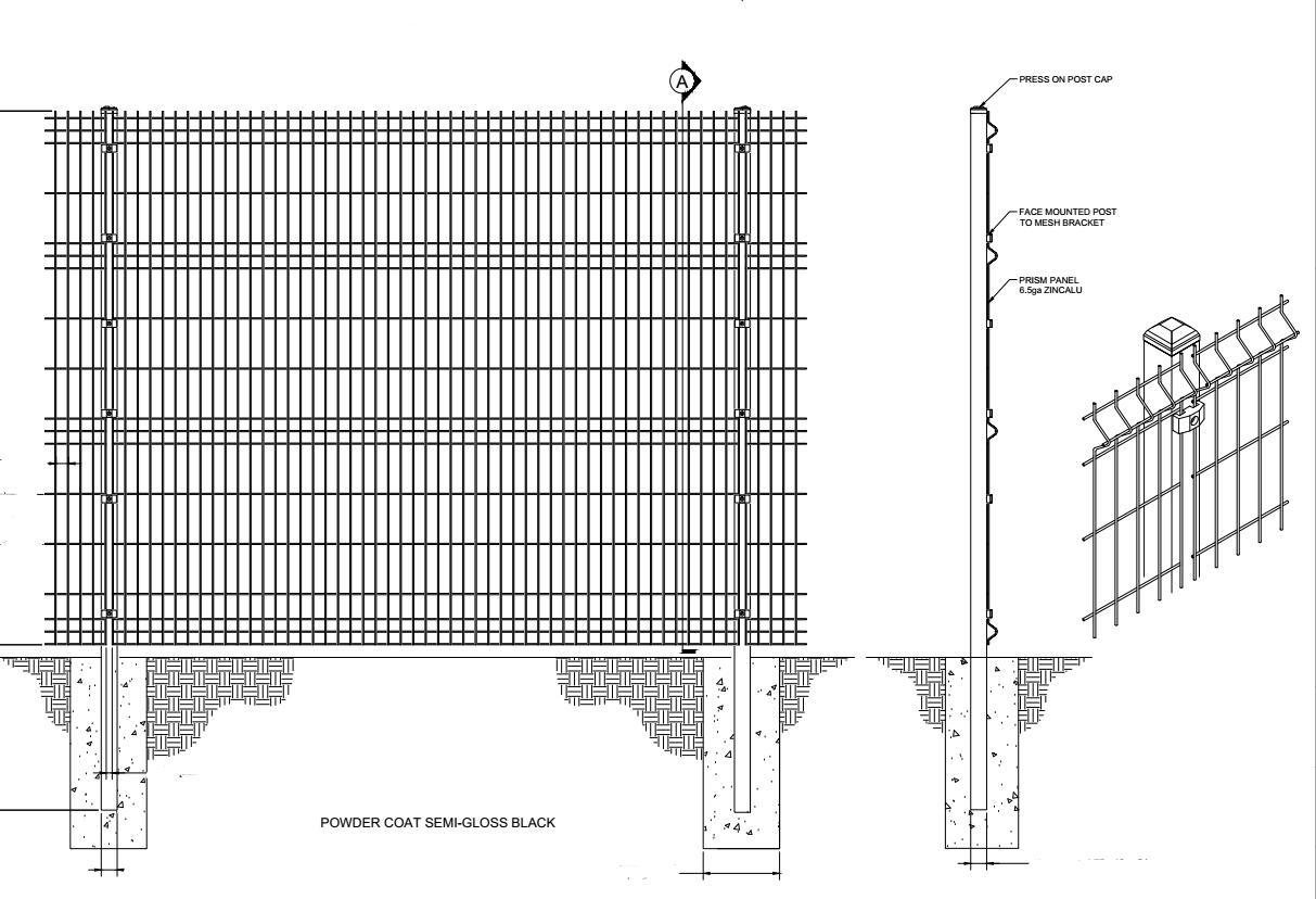Luxury Black Welded Wire Fence Pattern - Wiring Diagram Ideas ...