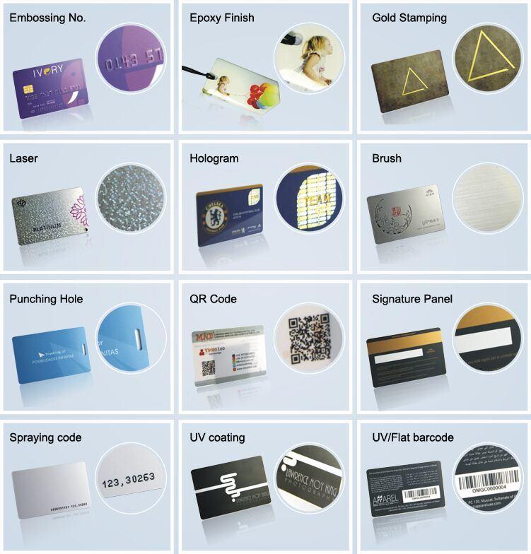 Printed RFID Proximity Smart Encoded Hotel Key Card