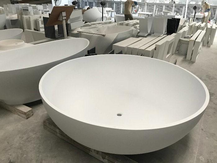 Vasca di bagno indipendente della vasca da bagno della stanza da