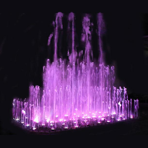 Luz LED y la fuente de agua Dancing Musical – Luz LED y la fuente de ...