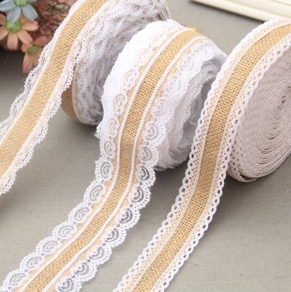 Rollo de sábanas de algodón de encaje de ganchillo para decorar ...