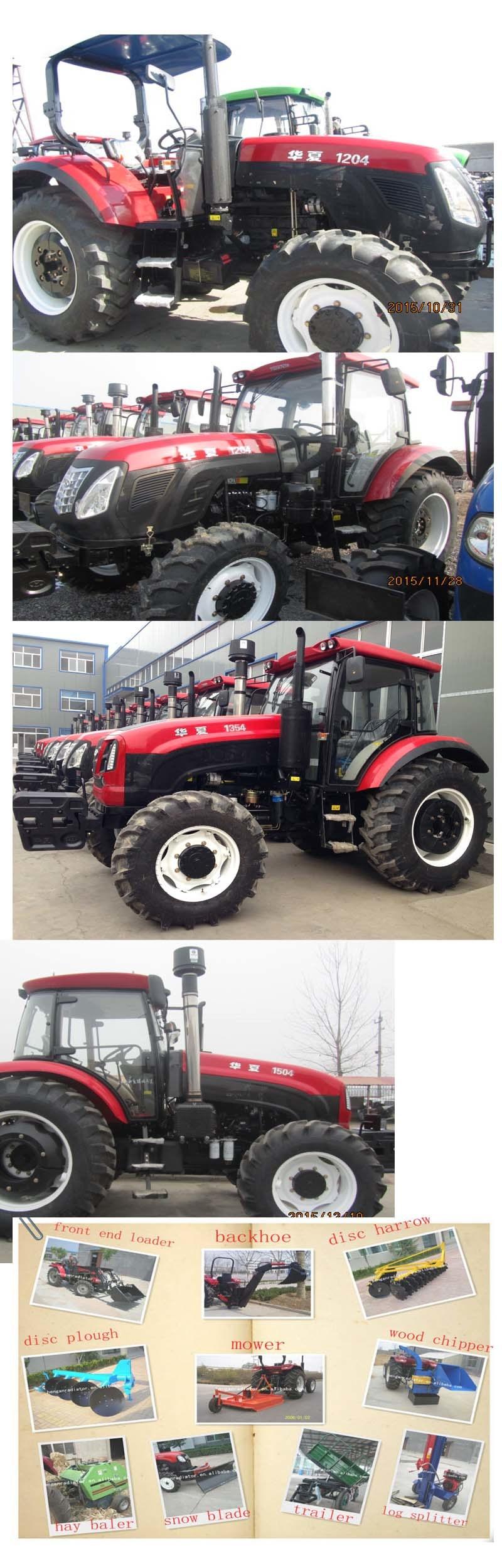 120hp 4wd grand tracteur de ferme avec l 39 usine de haute qualit 120hp 4wd grand tracteur de. Black Bedroom Furniture Sets. Home Design Ideas