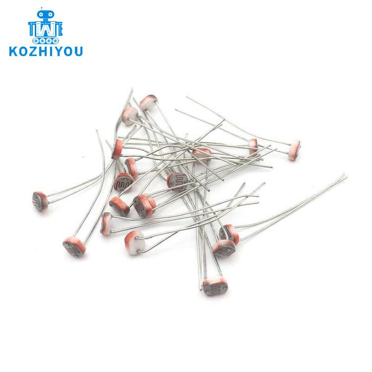 Circuito Ldr : ElectrÓnica circuito con ldr ppt descargar