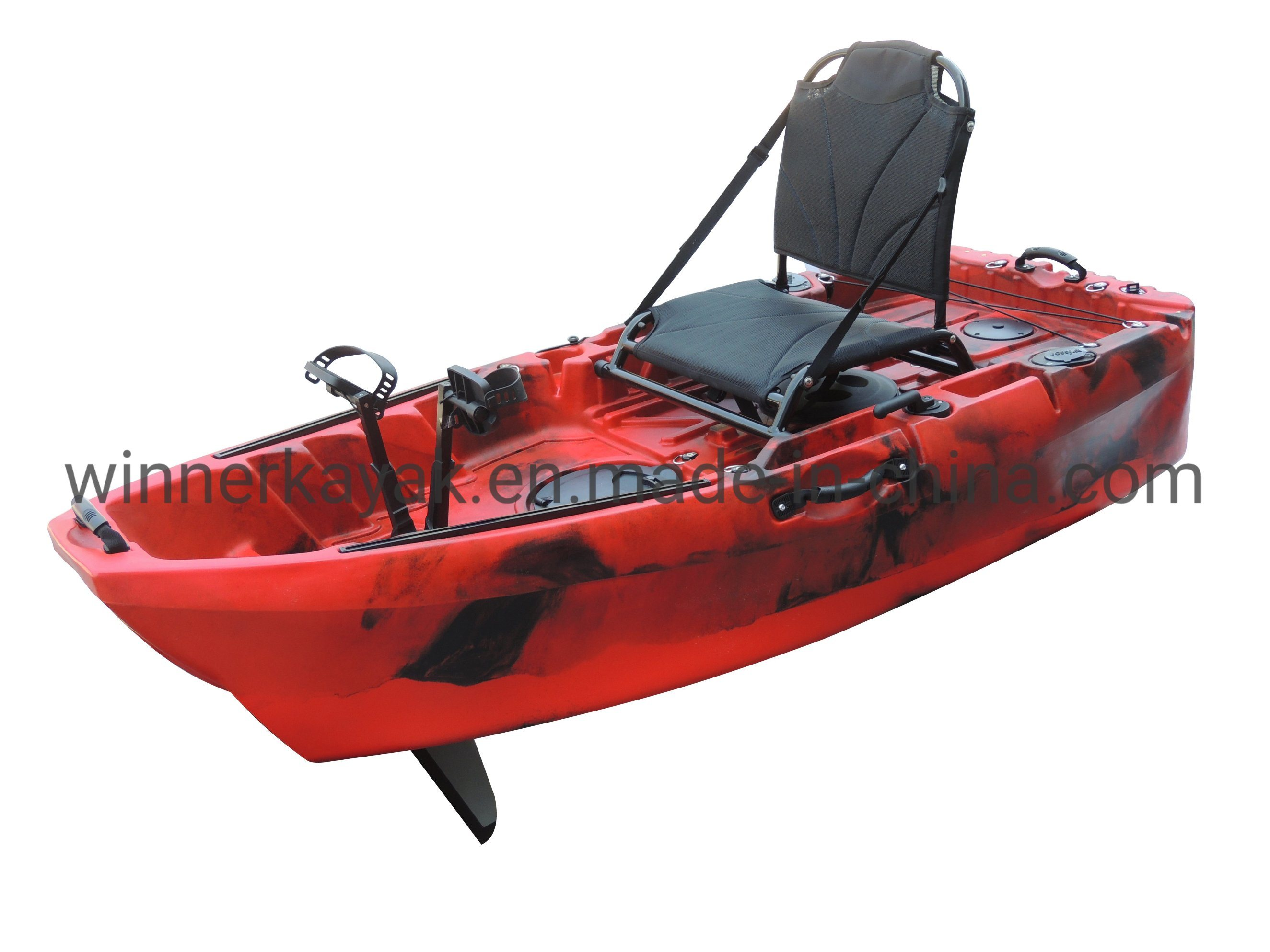 2m Cheap Small Kayak with Pedal Drives or Power Drive