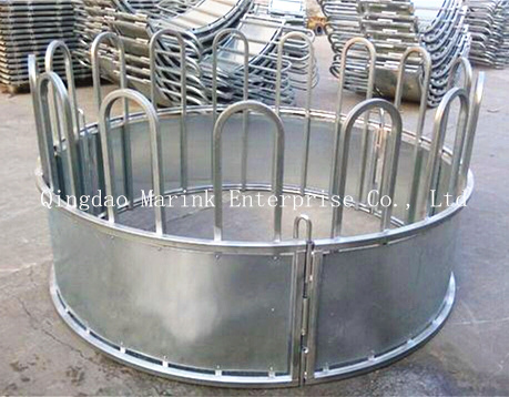 Hot Dip Gal Round Bale Feeder For Cattle Sheep China Round Hay