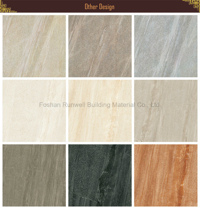 light grey color porcelain ceramic floor outdoor floor tile ns606