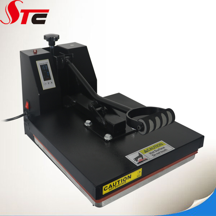 manual heat transfer machine for skateboards
