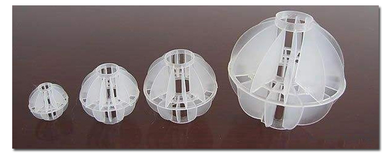 95af0663b20 Embalagem de esferas ocas Polyhedral composto por dois hemisférios. E cada  hemisfério consiste de 12 pcs metade em forma de ventilador folhas