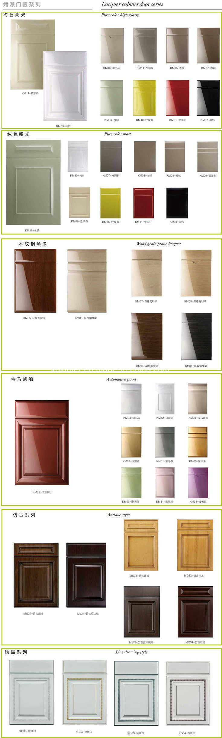MDF/MFC/Plywood Particle Board Wardrobe Series of Kok011 - China ...