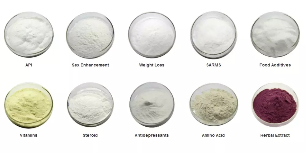 Factory Supply Phamaceutical Amfonelic Acid, CAS No.: 157115-85-0 with Cheap Price