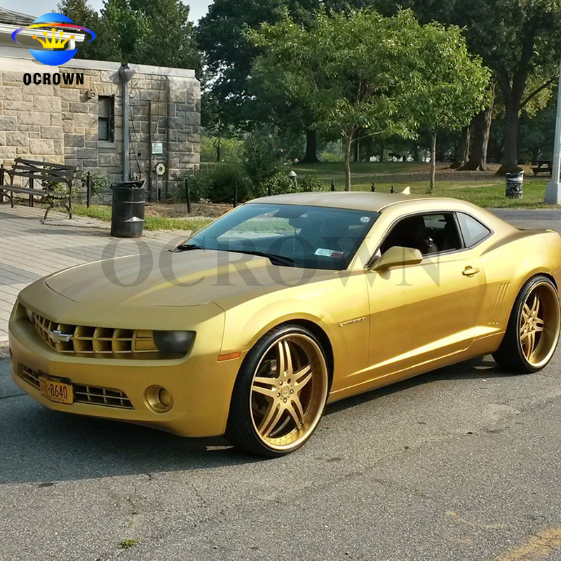 Ocrown Gold Luster Powder Car Paint Auto Coating Pearl Pigment
