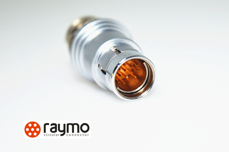 Raymo Electrinal Circular Push Pull Connector 102 103 1031 104 105 Series Male Female Connector
