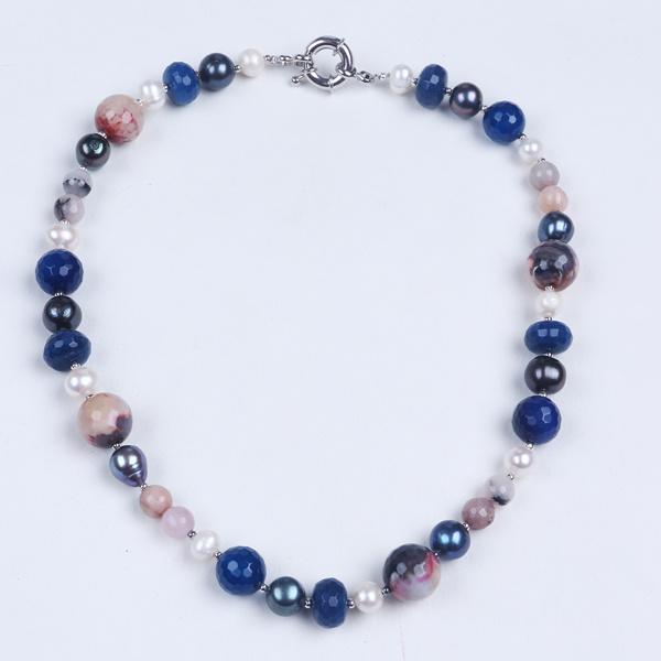 Bisuter a de dise o m s reciente collar de perlas for Proveedores de material para bisuteria