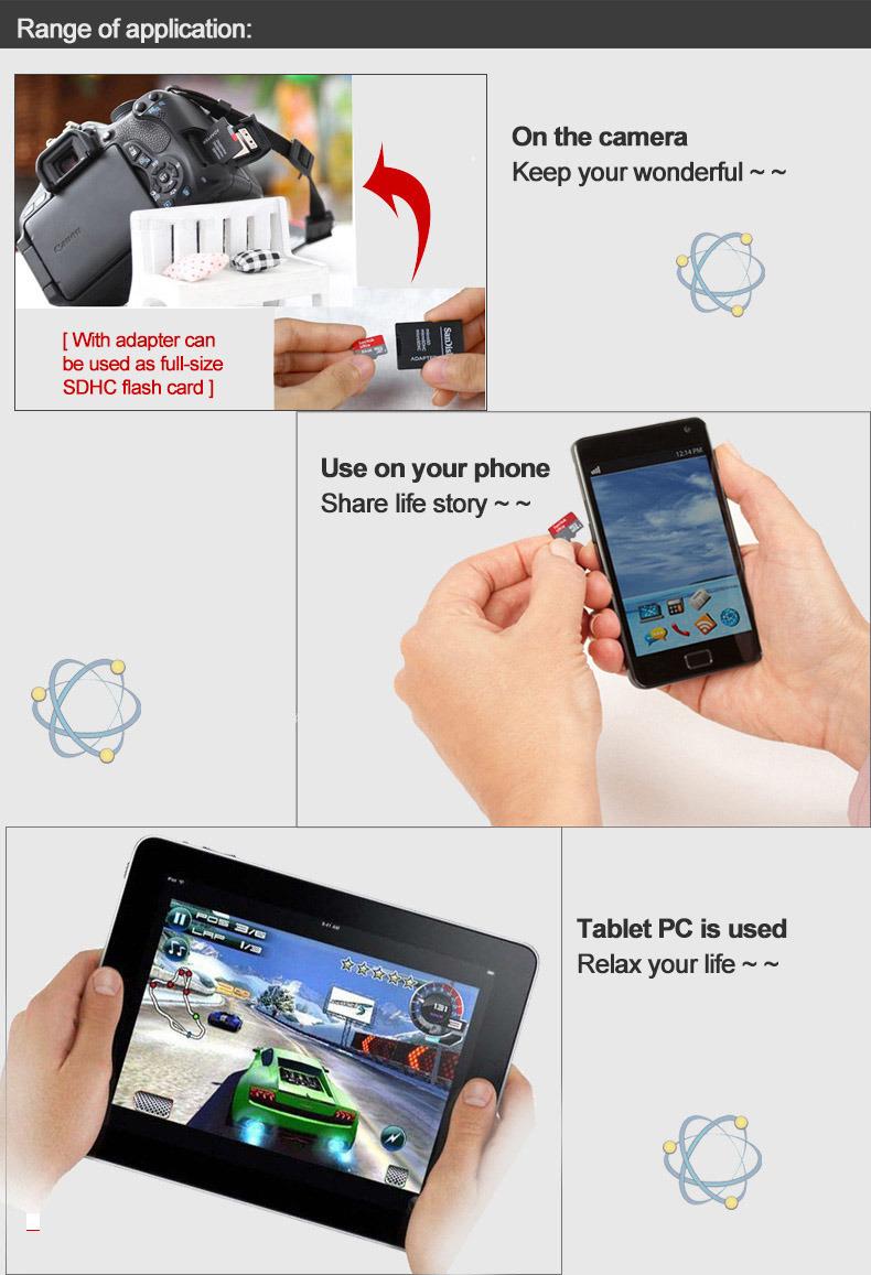 Top Sale Good Quality Sandisk Ultra 8gb 16gb 32gb 64gb 128gb 256gb Memory Card Sd Class 10 Why Choose Us