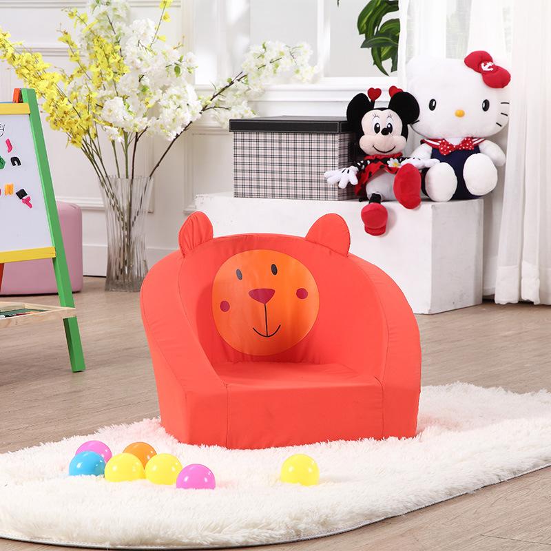 Los niños toda la espuma Sofá Muebles de salón sofá Bebé – Los niños ...