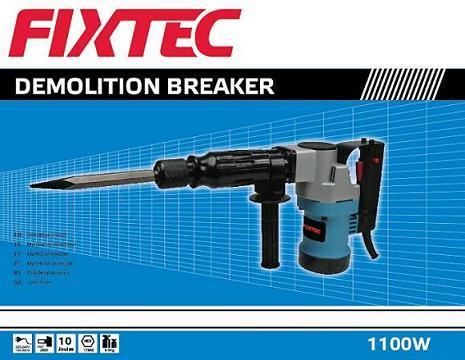 Fixtec 1100W Electric Demolition Breaker, Hammer Breaker