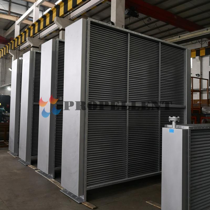 Производство теплообменников воздуха Кожухотрубный испаритель ONDA MPE 880 Сургут