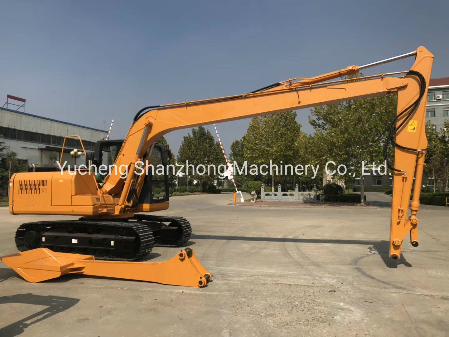 Shanzhong 23 Ton Earth Moving Construction Equipment Crawler Rc Excavators For Sale China Wheel Excavator Excavator Made In China Com