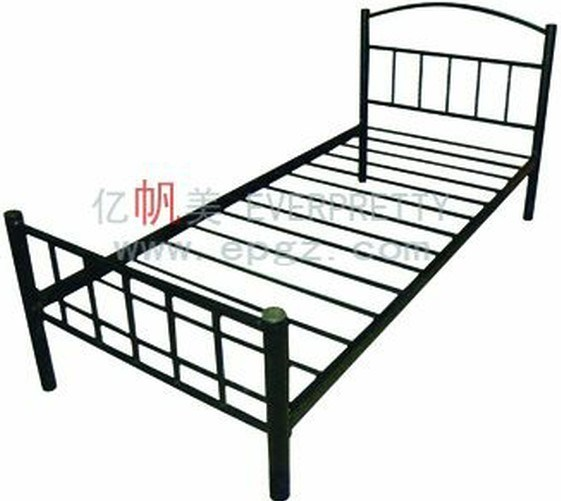 China Modern Metal Muebles de dormitorio cama simple Bastidor (SF ...