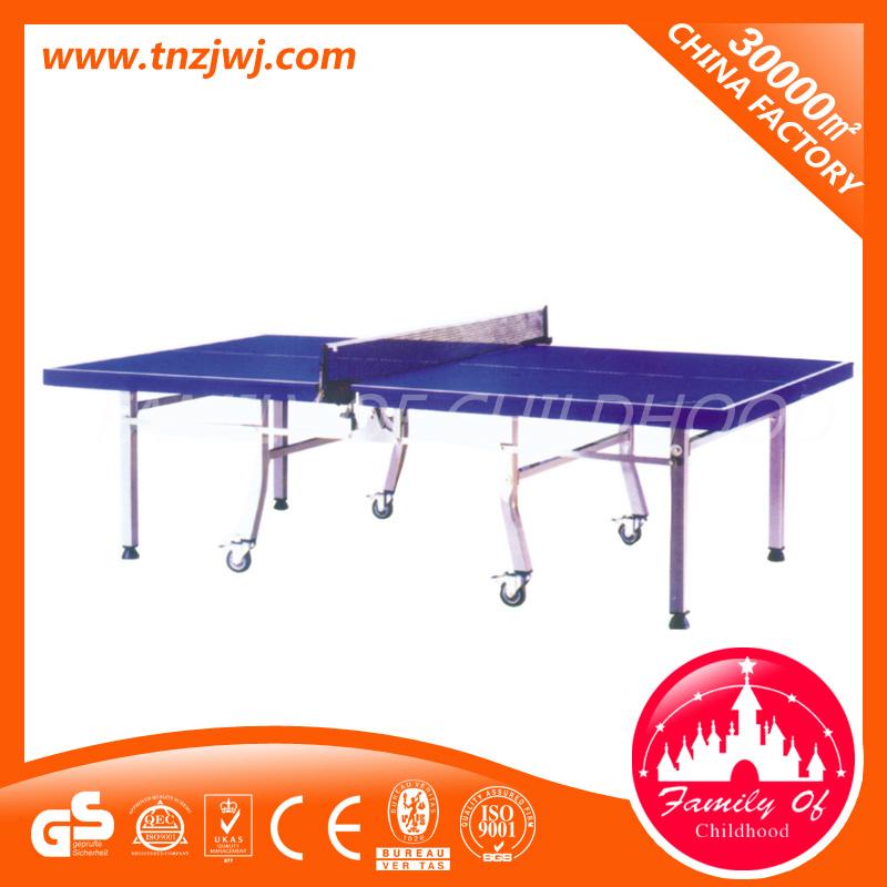a09ac5a0c5608 Populaires de la table de ping-pong Tennis de Table de pliage de plein air  avec des roues