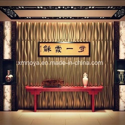 l 39 int rieur textur acoustique mdf panneau mural en pvc 3d pour la d coration l 39 int rieur. Black Bedroom Furniture Sets. Home Design Ideas
