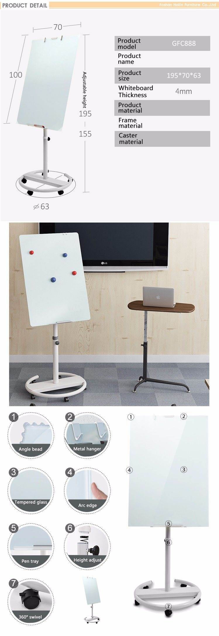whiteboard for home office. Accessory Tray To Hold Dry-erase Markers Included Whiteboard For Home Office