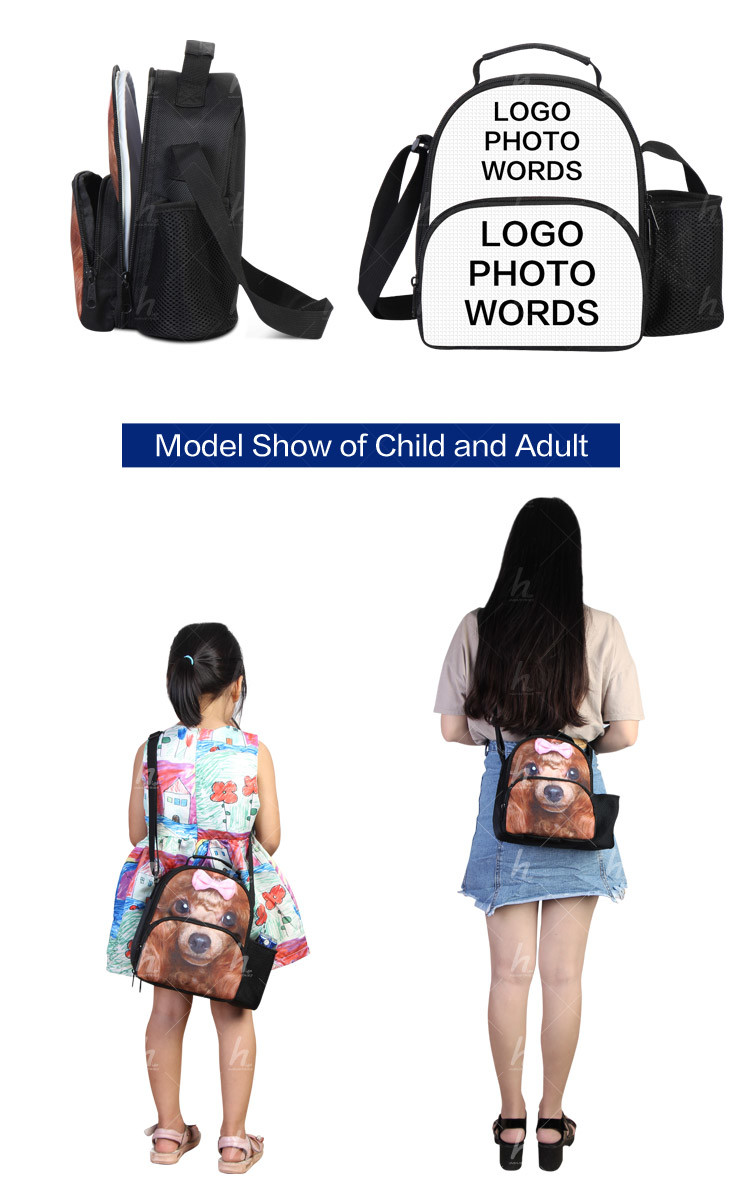4b849fa67d Polyester Lunch Sack Sling Cooler Backpack for Outdoor - China ...