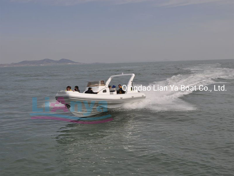 Liya 8.3m Inflatable Speed Boat Passenger Boat