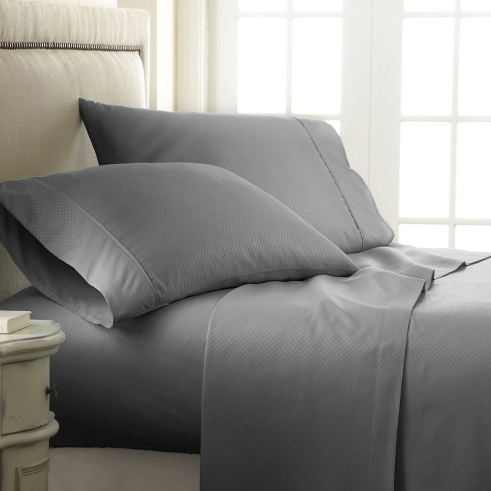 Fitted Sheets Are Fully Elasticized All Around To Give A Tight Fit And  Prevent Slipping. Our Sheets Are Durable And Made To Last.